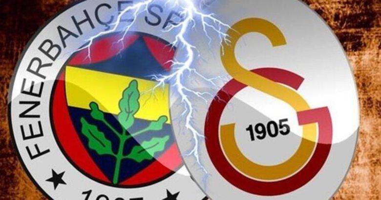 Galatasaray'dan Fenerbahçe'ye transfer çalımı