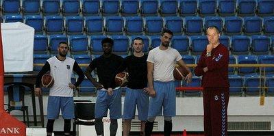Trabzonspor Galatasaray maçı hazırlıklarını sürdürüyor