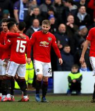 MAÇ SONUCU Tranmere Rovers 0-6 Manchester United