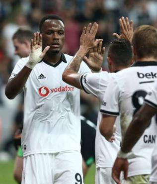 Larin Beşiktaş'a bunu söyledi! Transfer...
