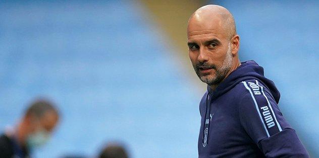 """Guardiola gelecek sezonu işaret etti! """"Şampiyonluk..."""" - Futbol -"""