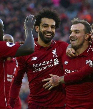 Liverpool Şampiyonlar Ligi'nde yoluna devam ediyor