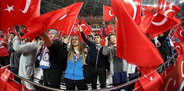 Türkiye - Finlandiya maçı Antalya'da