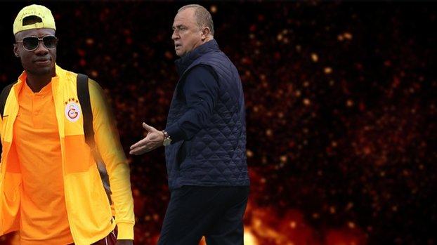 Son dakika Galatasaray transfer haberi: Mbaye Diagne'de flaş gelişme! Transfer rafa kalktı... #