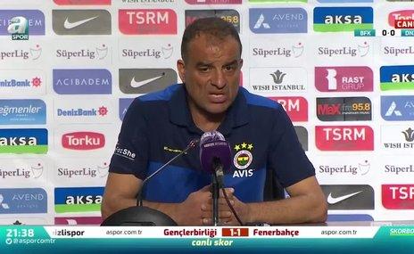 Tahir Karapınar: Bir türlü galibiyet golünü atamadık