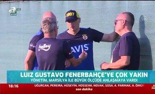Luiz Gustavo Fenerbahçe'ye çok yakın