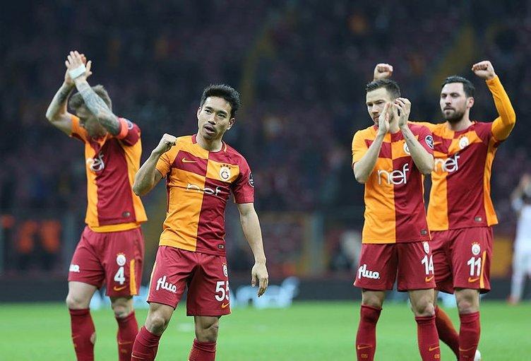 İşte Galatasaray'daki 'fedakarlar'