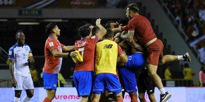 Kosta Rika, Dünya Kupası'nda