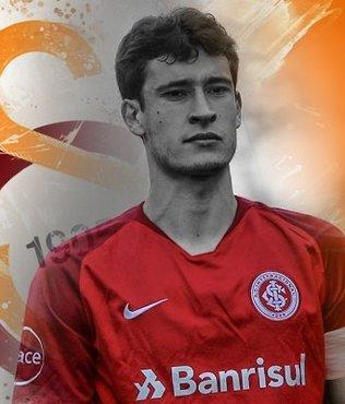 Galatasaray'a yeni orta saha Brezilya'dan! Rodrigo Dourado kimdir? Son dakika transfer haberleri...
