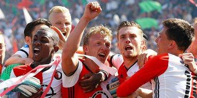 ''10'da 1'ine Feyenoord'u seçtim''