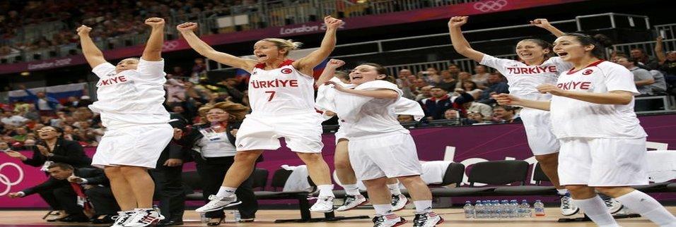 Kırmızı-Beyaz olimpiyatlar!
