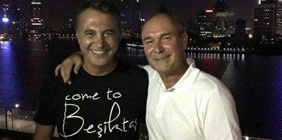 Come to Beşiktaş tişörtleri satışta