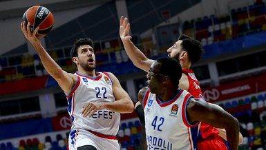 Son dakika spor haberi: Anadolu Efes Vasilije Micic'in sözleşmesini yeniledi!