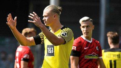 Freiburg - Borussia Dortmund: 2-1 (MAÇ SONUCU - ÖZET)