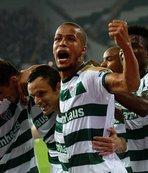Bursaspor'da herkes golcü