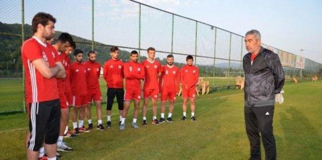 Sivasspor, Bolu kampını tamamladı