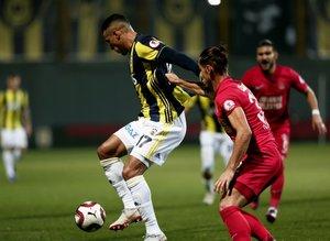 Ümraniyespor - Fenerbahçe maçından kareler