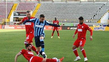Boluspor - Adana Demirspor: 1-2 (MAÇ SONUCU - ÖZET)