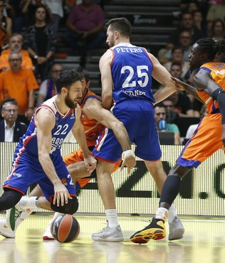 Valencia Basket 78-83 Anadolu Efes | Maç sonucu