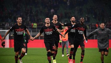 Milan'dan müthiş geri dönüş!