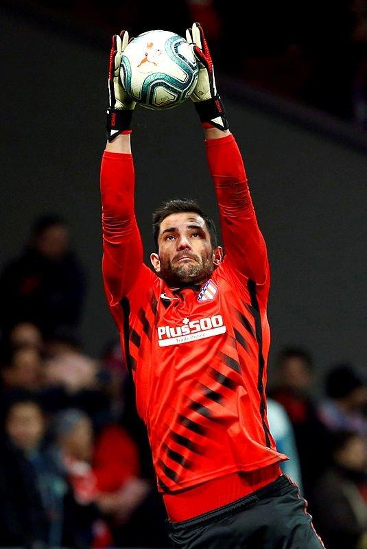 Galatasaray'da kaleye yeni aday: Antonio Adan! - Futbol -