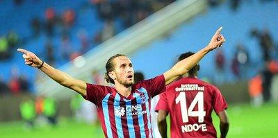 Trabzon'da korkutan kaza