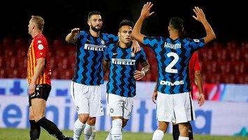 7 gollü maçta kazanan Inter!