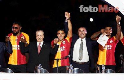 Fatih Terim'den flaş Falcao kararı! İşte Galatasaray'ın Kasımpaşa 11'i