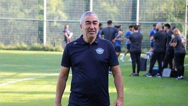 Son dakika transfer haberi: Adana Demirspor'da Samet Aybaba'dan Belhanda açıklaması!