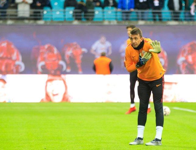 Leipzig - Galatasaray maçından kareler (12 Ocak Cumartesi)