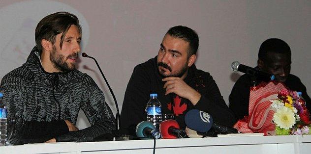 N'Dinga G.Saray'ı değil, Beşiktaş'ı seçti