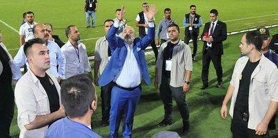 Adana Demirspor'da başkan Murat Sancak görevi bırakıyor