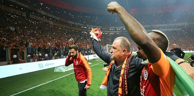 Galatasaray iç sahada rekoru yeniledi