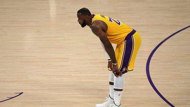 Son dakika spor haberi: LeBron James forma numarasını değiştirme kararı aldı! Yeni numarası...