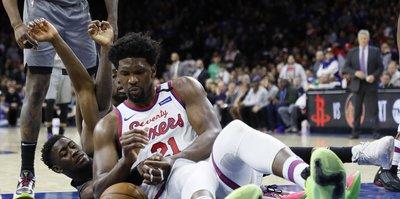 Furkan Korkmazlı Philadelphia 76ers Brooklyn Nets'i mağlup etti!