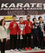 Karate Milli Takımı'ndan madalya şov!