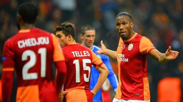 Alex Telles'in Didier Drogba anısı! Bir gürültü duydum...(GS spor haberi)