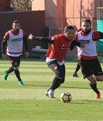 Gençler'de, Kayserispor maçı hazırlıkları