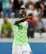 Nijerya'dan iddialı Arjantin açıklaması