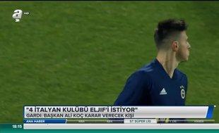 """""""4 İtalya kulübü Eljif'i istiyor"""""""