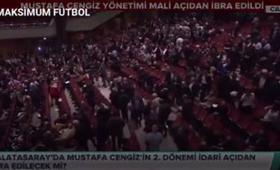 Galatasaray'da gündeme 'bomba' gibi düşen video!