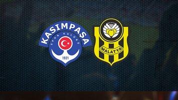 Kasımpaşa - Yeni Malatyaspor maçı saat kaçta, hangi kanalda?