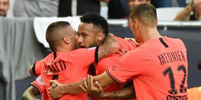 MAÇ SONUCU Bordeaux 0-1 Paris-Saint Germain | ÖZET