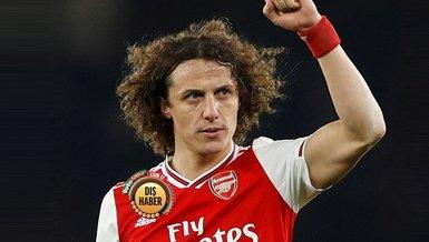 Adana Demirspor'da bir transfer bombası daha patlıyor! David Luiz ile anlaşma...