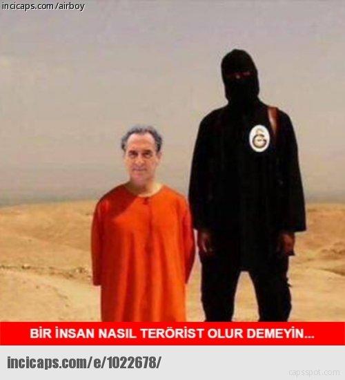 Prandelli IŞİD'in elinde!