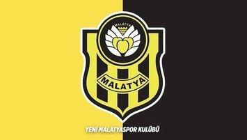 Yeni Malatyaspor'da ayrılık! Böyle veda etti