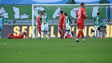 Son dakika spor haberi: Konyaspor'dan Gaizantep FK maçı sonrası hakemlerle ilgili sert açıklama