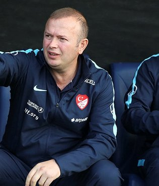 """""""Süper Lig'de ilk 11 oynayan sadece 3 oyuncumuz var"""""""