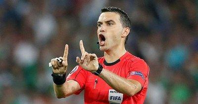 Benfica - Galatasaray maçını Rumen hakem yönetecek