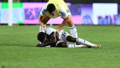Besiktas defender N'Sakala released from hospital after in-game collapse